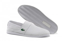 Слипоны Lacoste Slip-On Gazon Sport White