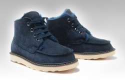 Мужские ugg David Beckham Boots Dark Blue