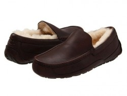 Мужские ugg Ascot Leather Brown
