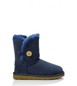 Детские ugg Baby Bailey Button Blue