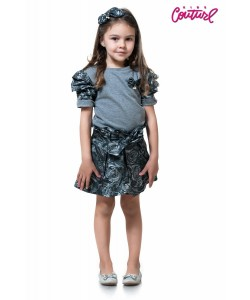 "Детская юбка Kids Couture ""Роза"" 2201525"