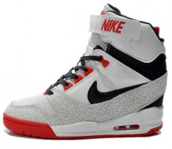 Женские хайтопы Nike Air Revolution Sky Hi Women True White B660-37