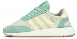 Женские кроссовки Adidas Wmns Iniki Runner Easy Green